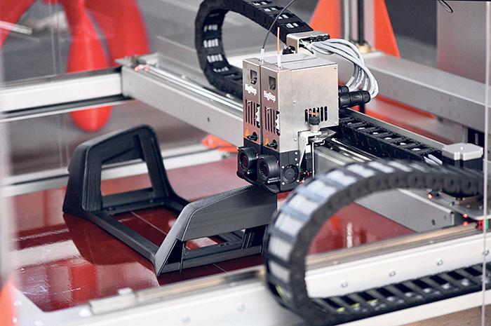 מהפכת דפוס התלת מימד.אפשר היום להדפיס הכול במדפסות תלת־ממד פלסטיק ברזל אלומניום עץ ועוד ECO07565